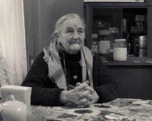 Бабушка учила меня молиться